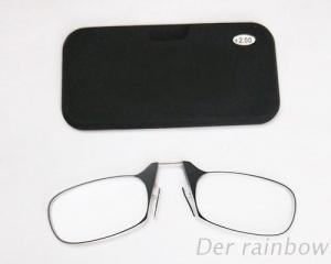 Reading Glasses + Black Universal Case